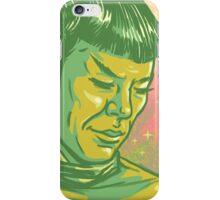 Spock iPhone Case/Skin