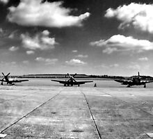 Flight line by Siegeworks .