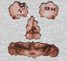 2pac tatoos ripped by viperbarratt