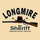 Longmire For Sheriff by pixhunter