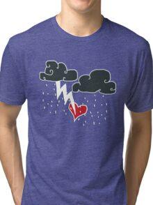 cloudy Tri-blend T-Shirt