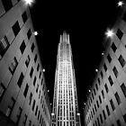 GE Building by Roger McNally