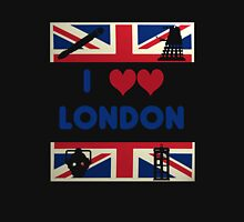 I Love London - Whovian Edition Unisex T-Shirt