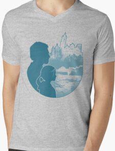 Survivors (Alternate) Mens V-Neck T-Shirt