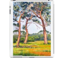 Trees near Margaret River, WA iPad Case/Skin