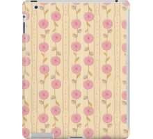 cool pattern with flowers iPad Case/Skin