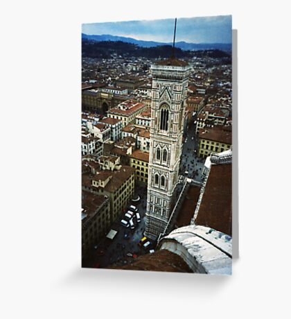 Giotto's - Lomo Greeting Card