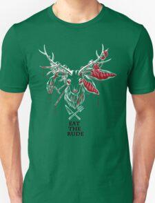 Hannibal T-shirt(White) Unisex T-Shirt