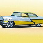 1956 Mercury Montclair by DaveKoontz