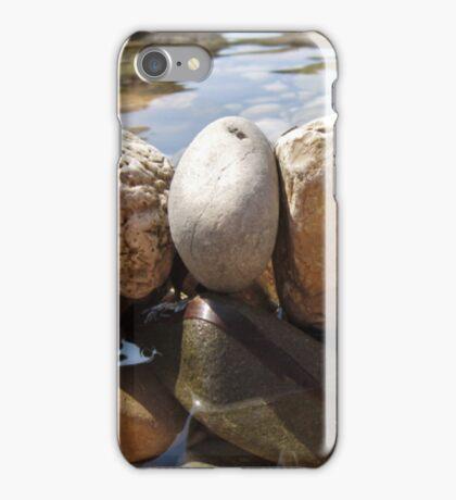 Watered Rocks iPhone Case/Skin