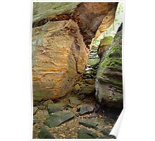Cuyahoga National Valley, The Ledges 3 Poster