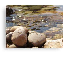 Summer Rocks Canvas Print