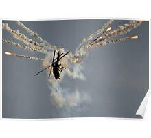 Agusta A109 Poster