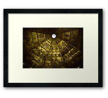 Golden - Lomo Framed Print