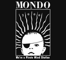 MONDO 2000 - Pirate Mind Station One Piece - Short Sleeve