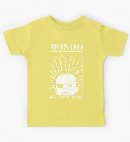 MONDO 2000 - Pirate Mind Station Kids Tee