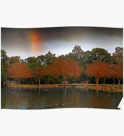 Pioneer Park - Western Australia  Poster