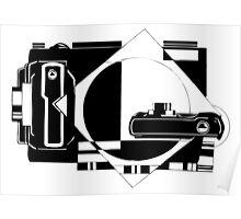 Photographer design Poster