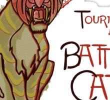 Le Battle Cat Sticker