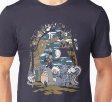 Where Hayao's Things are Unisex T-Shirt
