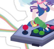 Arcade Sona Sticker