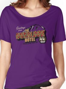 Greetings from Overlook Women's Relaxed Fit T-Shirt