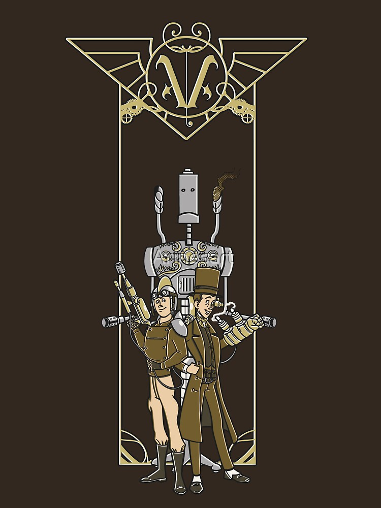 The Steampunk Bros T-Shirt thumbnail