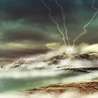 Fantasy Shoreline by Grant Wilson