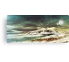 Fantasy Shoreline Canvas Print