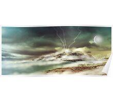 Fantasy Shoreline Poster