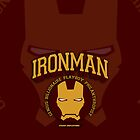 Ironman  by 126pixels