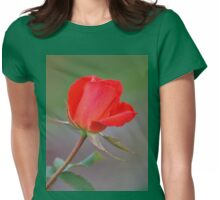 Valentine wish Womens Fitted T-Shirt