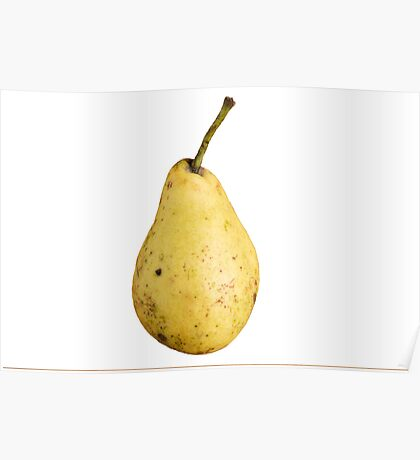 pear Poster
