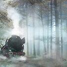Steam train by Lifeware