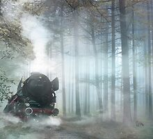 Steam train by Lifeware