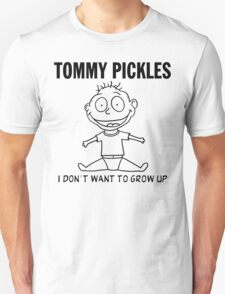 Tommy Pickles : Descendents / Rugrats Unisex T-Shirt
