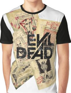 the evil dead ash vs the evil dead army of darkness  Graphic T-Shirt