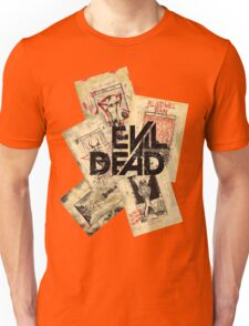 the evil dead ash vs the evil dead army of darkness  Unisex T-Shirt