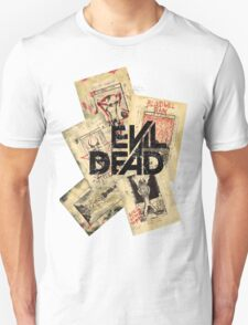 the evil dead ash vs the evil dead army of darkness  T-Shirt