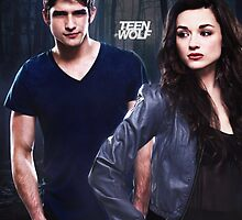 teen wolf - scott&allison by echoesofhope