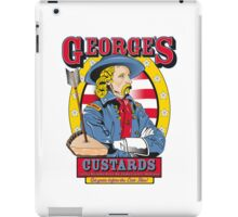 Custard's Last Slice iPad Case/Skin