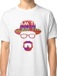 I am the danger. Classic T-Shirt