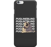 Pugline Bling iPhone Case/Skin
