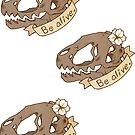 Be Alive (3 Stickers) by reapersun