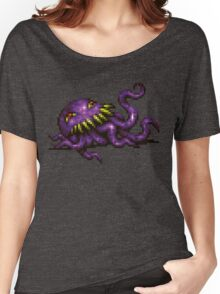 Don't Tease the Octopus, Kids! Women's Relaxed Fit T-Shirt