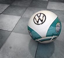 VW Ball _ Aqua by Vin  Zzep