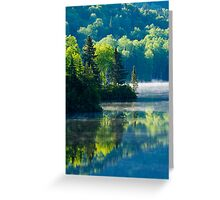 Mont Tremblant National Park-Canada Greeting Card