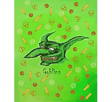 Goblin Photographic Print