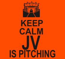 Keep Calm - JV is pitching by Daire Ó'Hearáin-Olsen