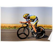 Alberto Contador Poster